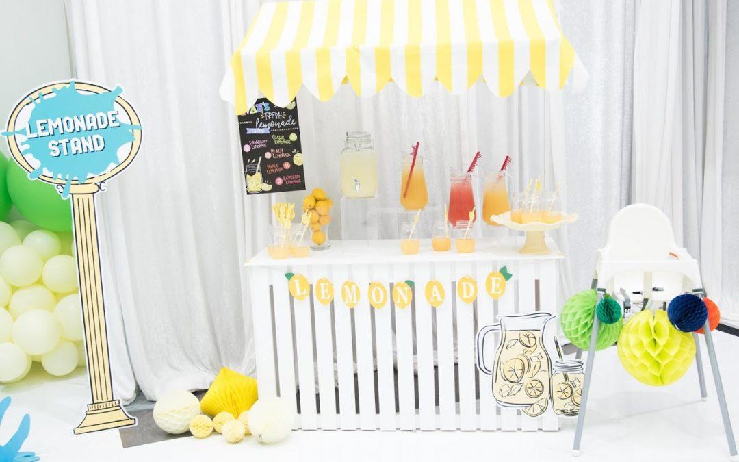Lemonade Stand ~ $250