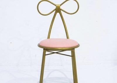 Gold Bow Chair ~ $10 each