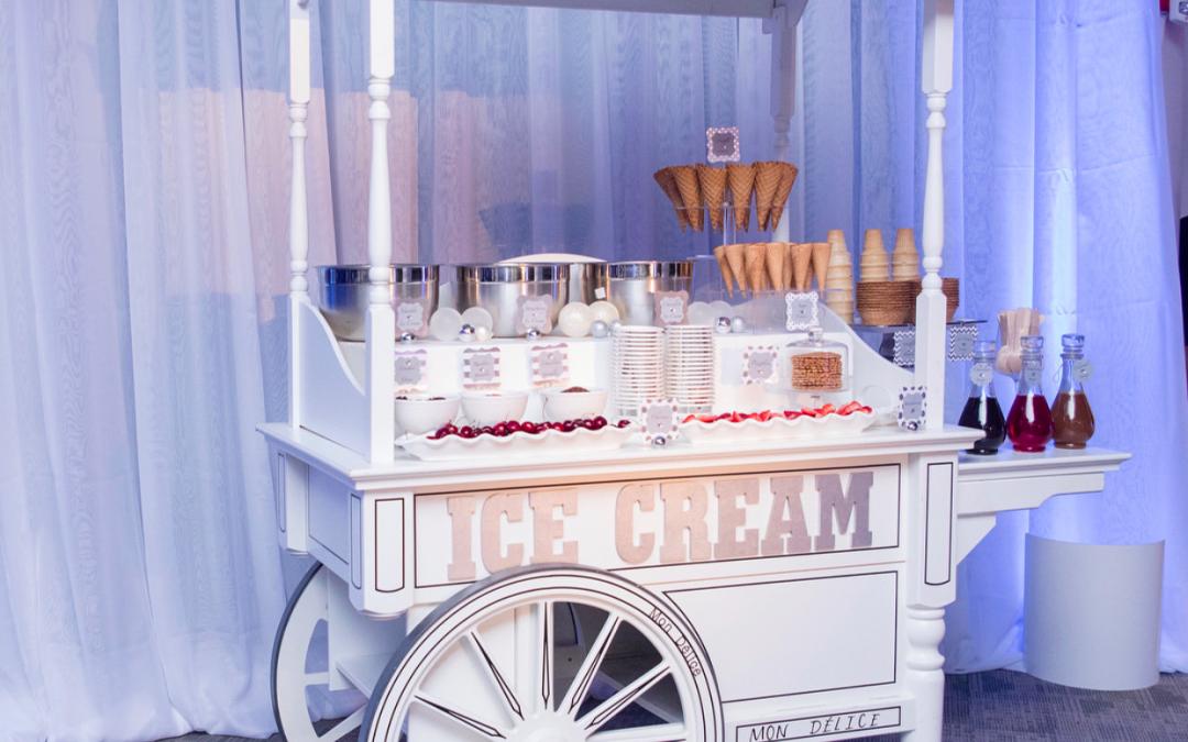 Dessert Cart ~ $350