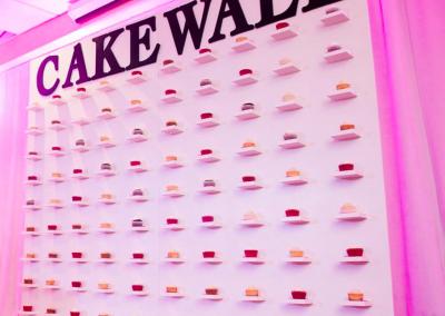 Individual Dessert Wall ~ $400